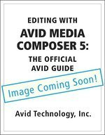 editing with avid media composer 5