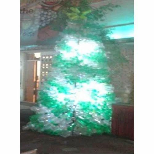 Plastic Bottle Christmas Tree Plastic Bottle Christmas Tree