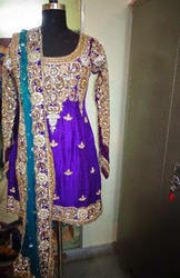 Heavy Bridal Suit ( Designer Wear)