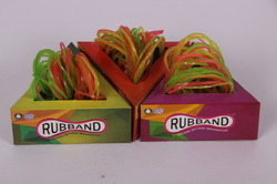 Elastic Silicone Rubber Band