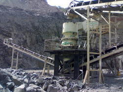 High Speed Cone Crusher