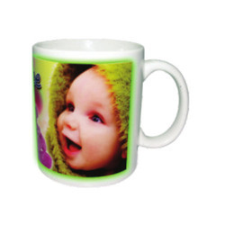 Night Glow Mug Sublimation Radium Mugs