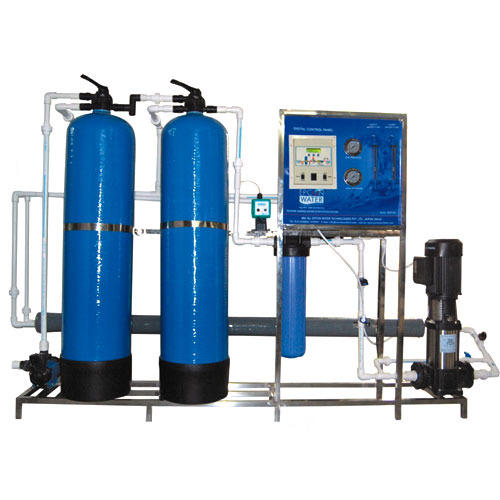 Stainless Steel Automatic Ro Water Purification Plant
