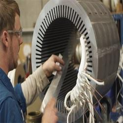 DC Motor Rewinding Service