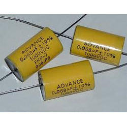 Axial Capacitors