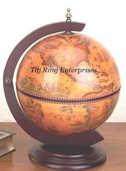 Table Top Antique Globe