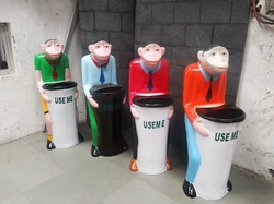 Animal Design Dustbins