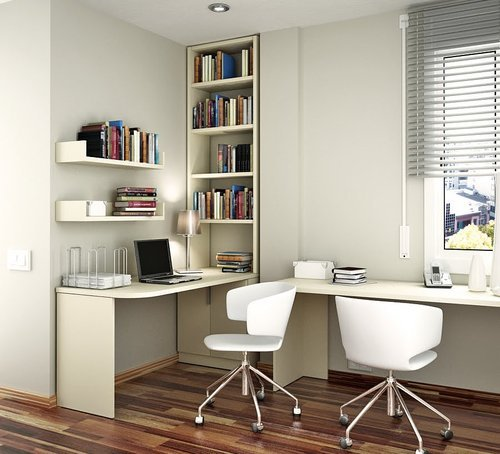Kids Room Study Table: Kids Study Room Interior Design In Maharashtra, Rs 15000