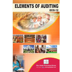 ECO-12 Elements of Auditing