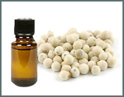 White White Pepper Oil, Packaging Size: 5-25 Litre, Packaging Type: Plastic Container