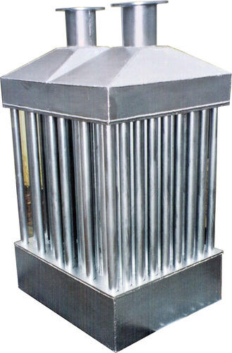 Heat Exchanger Waste Flue Gas Heat Recovery System