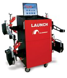 Launch X631 Wheel Alignment