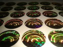 Self Adhesive Hologram Stickers