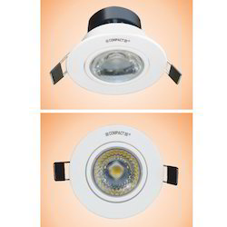 6W Omega Cob LED Downlight Round