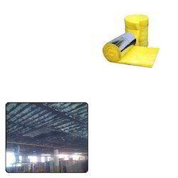 Underdeck Insulation System for Warehouses