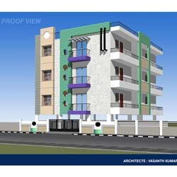 Commercial Building Design Services in Rajajinangar, Bengaluru ...