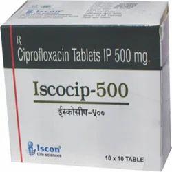 Iscocip-500 Tablets ( Ciprofloxacin )