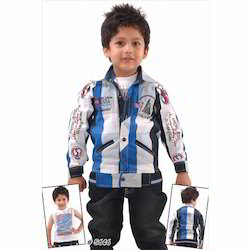 Kids Full Sleeves Shirts