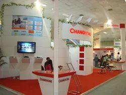 Exhibition Display Designing Service