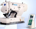 Electronic Button Holing Machine