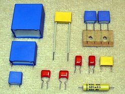 EMI Suppression Capacitors