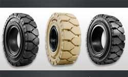 Forklift Rubber Tyre