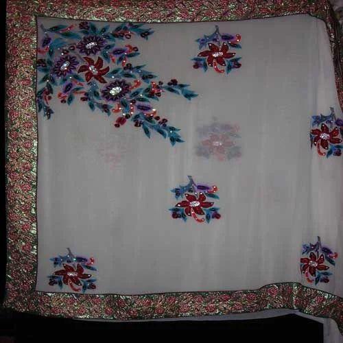 Designer Sarees Hand Embroidery Sarees Manufacturer From Kolkata