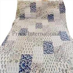 Screen Fabric Printed Quilt