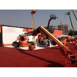 Diesel Straight Boom Lift For Rent