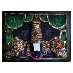 Embossed Tanjore Painting