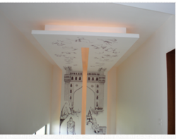 plaster of paris designing services - Plaster Of Paris Wall Designs