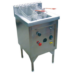 Deep Fat Fryer with Twin Basket