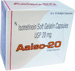 Aaiso-20 ( Isotretinoin Softgel Capsules )