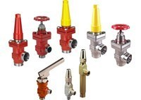 Stop & Regulating Valves