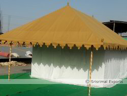 Indian Swiss Cottage Tent