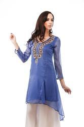 Party Wear Tunic Westerner Style