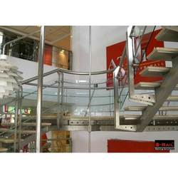 Atrium Railings for High Quality Malls