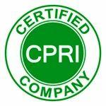 CPRI Certified Panel Board