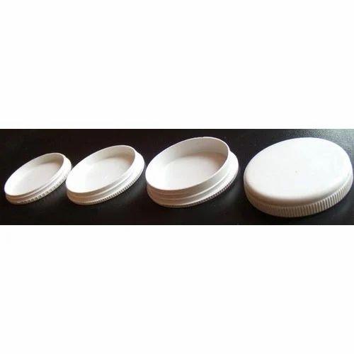 Plastic Cream Caps