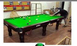 Genial Pool Table, Table Sports U0026 Board Games | Steed Sports In Samar Garden,  Meerut | ID: 9349700330