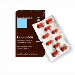 Levofloxacin 500 Mg ( Metalic Mono)