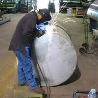 MS Tank Fabrication Services