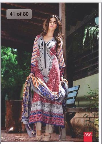 ladies long suit indian pakistani style pakistani lawn suits