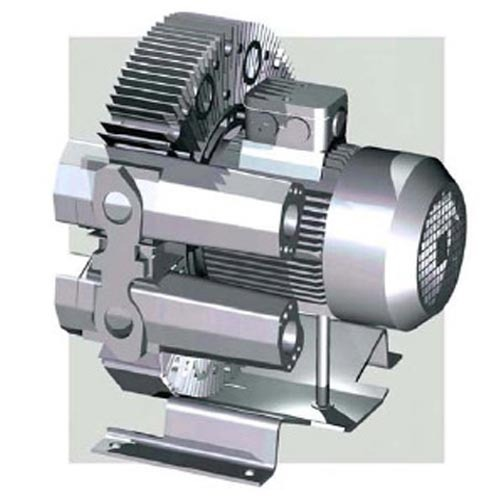 High Vacuum Ring Blowers