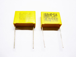 X2 AC Capacitor Wholesale Supplier from Mumbai