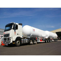 Double Axle Road Tanker