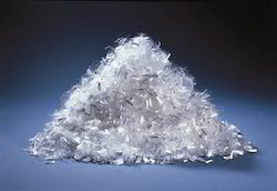 White Polypropylene Fiber for Refractory Reinforcement, Packaging Type: HDPE Bag