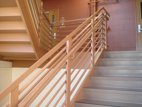 Designer Handrails - Wooden Handrails Manufacturer from ...
