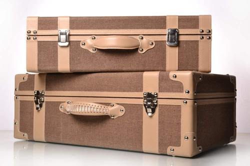 Canvas trunk
