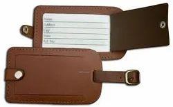 a26698b9c0ab Leather Luggage Tag